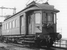Door Duitsers gejatte trein keert na 75 jaar terug in Rotterdam