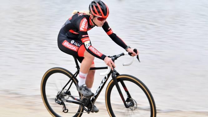 """Laura Verdonschot start veldritseizoen in Bredene, maar kiest daarna voor het buitenland: """"Eerste doel is UCI-punten verzamelen"""""""
