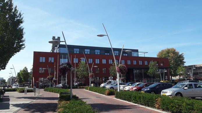 Het gemeentehuis van Bladel.
