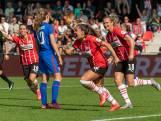 Eerste slag voor PSV: kopbal Anika Rodriguez goed voor zege op FC Twente