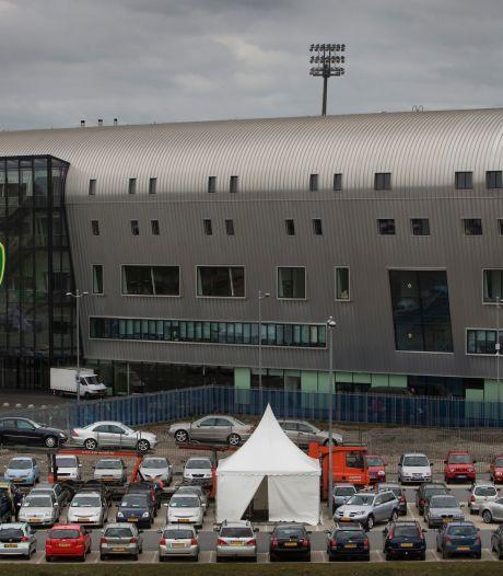 Besmette daklozen kunnen uitzieken in vijftig portocabins rond ADO-stadion