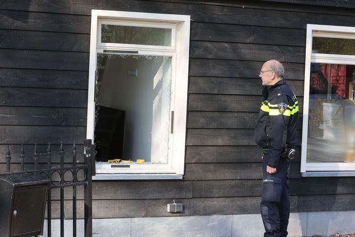 Politie doet inval bij woning in Helvoirt