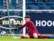 Stand-in Aron van Lare verliest met Jong PSV