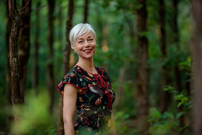 Jacqueline Hamelink. Foto Merel van Dooren