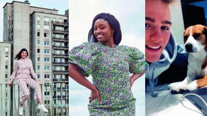 """Jonge toptalenten Thibau Nys (17), TikTok-ster Céline Dept (20) en zangeres Sunday Rose (24) laten zich niet kennen door het coronavirus: """"Iedereen denkt dat ik stinkend rijk ben. Wat een misverstand"""""""