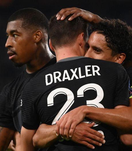 Geblesseerde Messi ziet PSG opnieuw winnen, Bosz speelt gelijk met Lyon