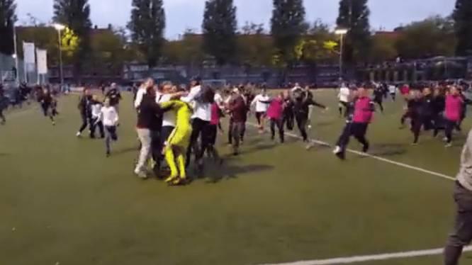 Geen verrassingen in Croky Cup, wél in Nederlandse beker (met deze waanzinnige taferelen tot gevolg)