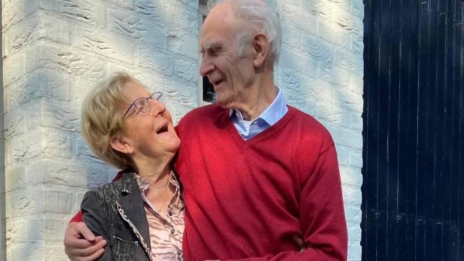 Diamanten echtpaar Van Dijk-Marijnissen: 'Blijven praten'