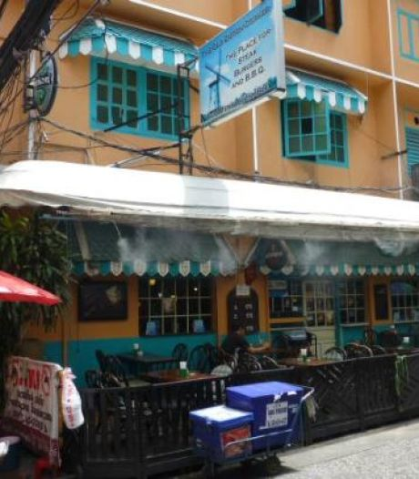 'Leal Dutch flikadels' in Bangkok
