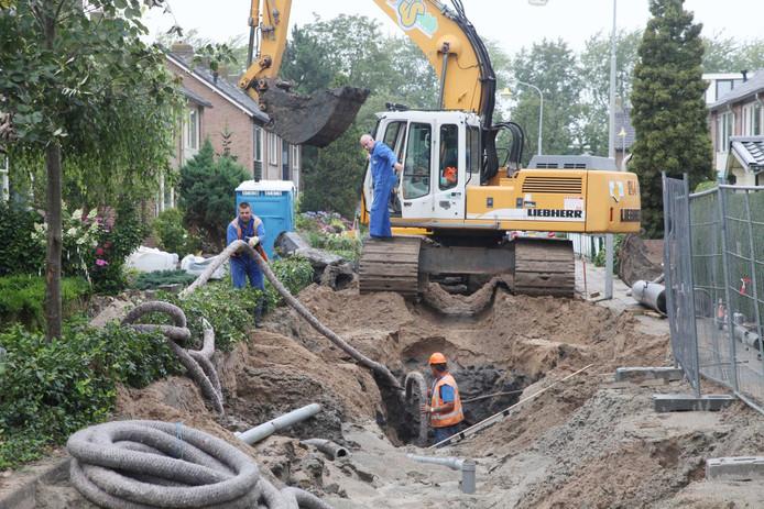 Precario is de belasting die gemeenten op het stroom- en gasnet onder hun grond heffen, maar ook op waterleidingen en terrassen.