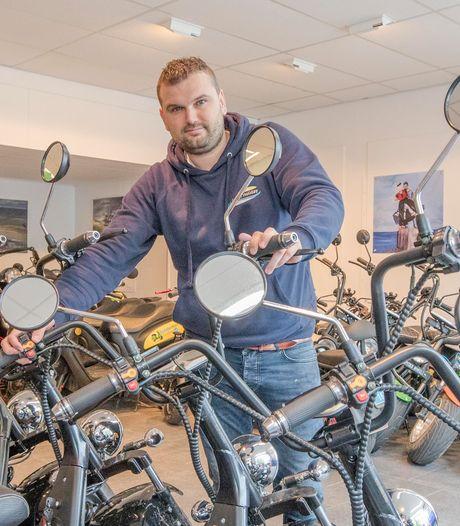 Nieuw gezicht van ondernemersvereniging Yerseke Lennert Steketee ziet kansen: 'Er is nu onderling te weinig contact'
