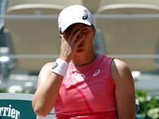 Verrassing op Roland Garros: titelverdedigster Swiatek uitgeschakeld