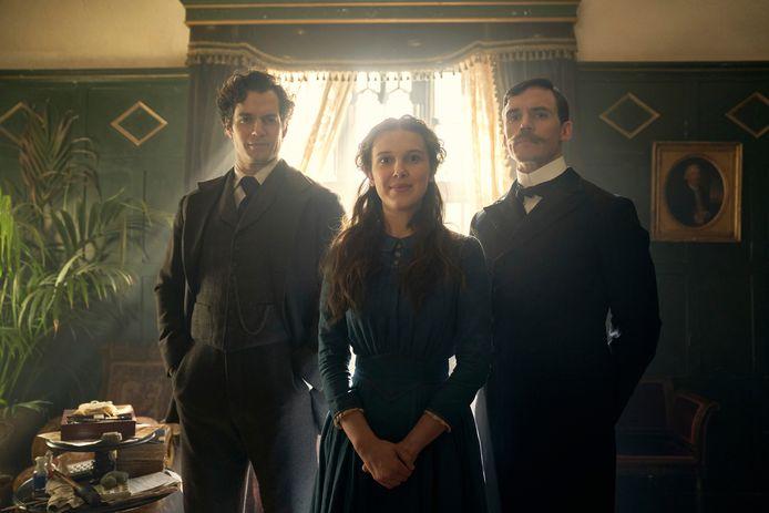 'Enola Holmes' is te bekijken via Netflix.