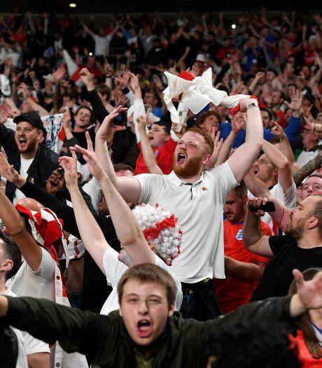 Engeland verkeert in staat van waanzin met historische EK-finale voor de deur