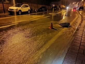 Ook in Zottegemse deelgemeenten viel er veel water uit de lucht