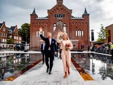 Streekbezoek Koning en Koningin aan Drenthe begonnen, vanmiddag afsluiting in Meppel