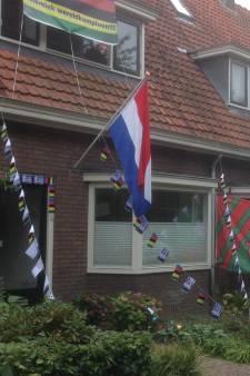 'Stiekem kijken of het huis van kampioen Annemiek al is versierd'