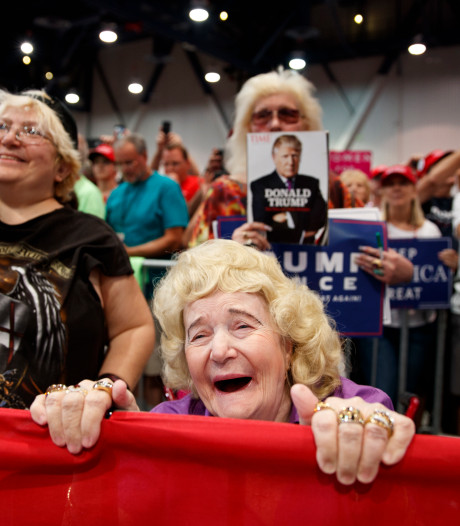 Michael Moores documentaire over Trump in de bioscoop