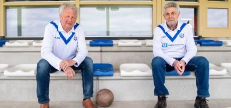 Voetbalclub OVC'21 uit Ommen heeft ook na 100 jaar meer dan twee doelen: 'Je deelt hier leef en leed'