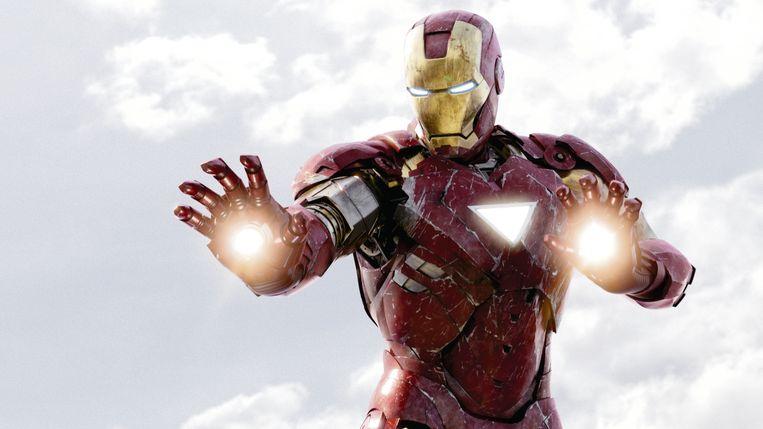 'Iron Man' van Marvel Studio maakt al deel uit van het Disney imperium. Beeld RV