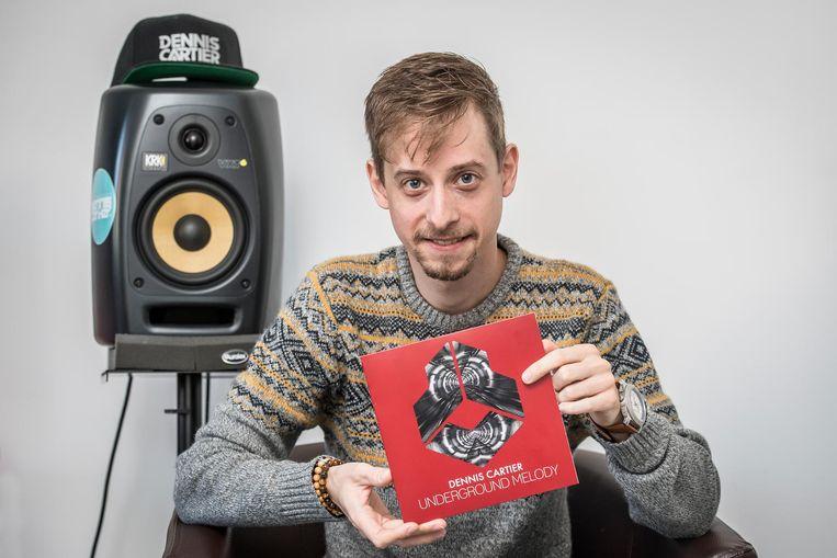 Dennis Cartier kon met zijn nummer 'Underground Melody' indruk maken op dj Fedde Le Grand.