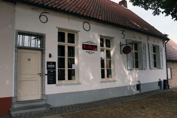 Het oudste pand van Wechelderzande.