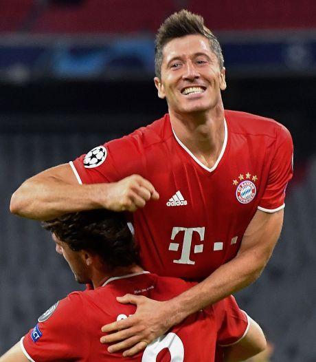 Hoe Bayern met overmacht en Barça zwoegend de kwartfinales bereikten