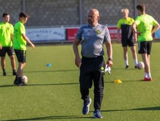 """Coach Hanno Poep stapt op bij Houtem voor nieuwe uitdaging als beloftencoach bij Knokke: """"Deze kans kon ik niet laten liggen"""""""