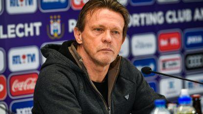 """Frank Vercauteren strijdvaardig voor clash tegen Club Brugge zondag: """"Wij underdog? Dat maakt niet uit. Wij moeten winnen, maar Club ook"""""""