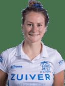 Margot Zuidhof, hockeyster Kampong