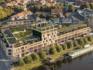 Het project van Van Marcke langs de Kolenkaai in Brugge belooft groots te worden.