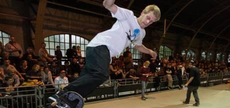 Hele eer én een uitdaging: Hall of Fame sleept wéér NK Skateboarden binnen