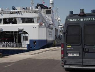 Italië geeft reddingsschip Artsen Zonder Grenzen weer vrij