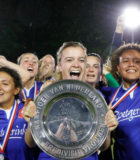 FC Twente Vrouwen in Champions League tegen debutant Besiktas