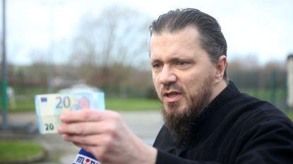 Haatprediker Denis nu ook effectief ingeschreven in Londerzeel