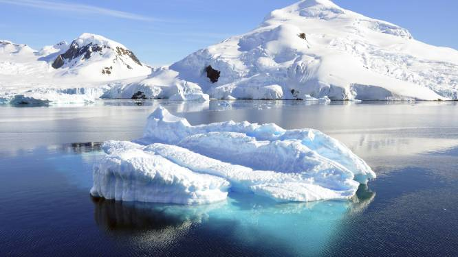 IJsplaten Antarctica mogelijk al tegen 2100 volledig gesmolten
