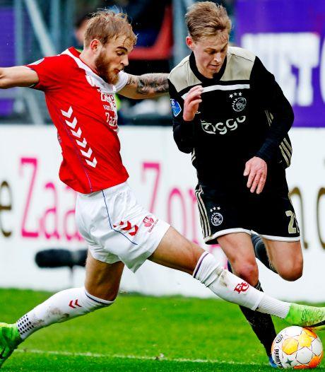 'FC Utrecht wil niet meewerken aan Ajax-feestje'