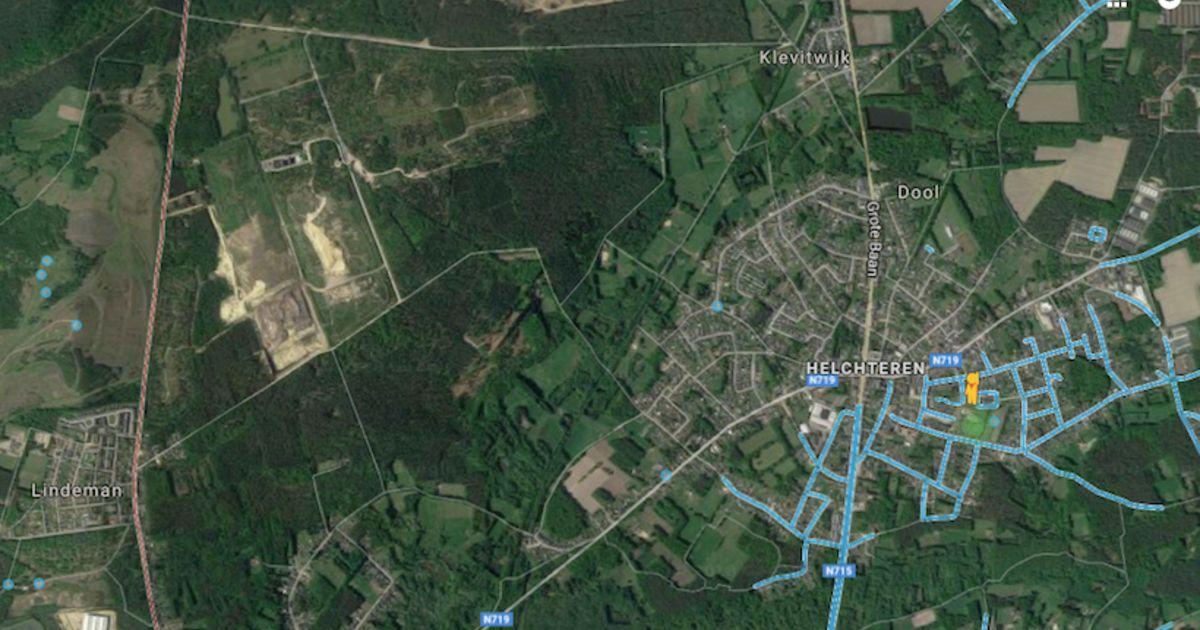U woont 39 te dicht 39 bij militair domein dan geen google for Huis zichtbaar maken google streetview