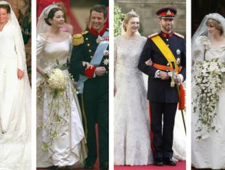 Poll: Welke van deze tien koninklijke trouwjurken vind jij de mooiste?