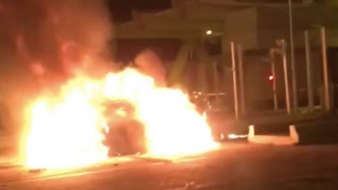 Belg (54) sterft in brandende auto bij crash aan Franse péage