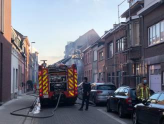 Melding van brand in districtshuis Wilrijk blijkt garagebrand in rijwoning