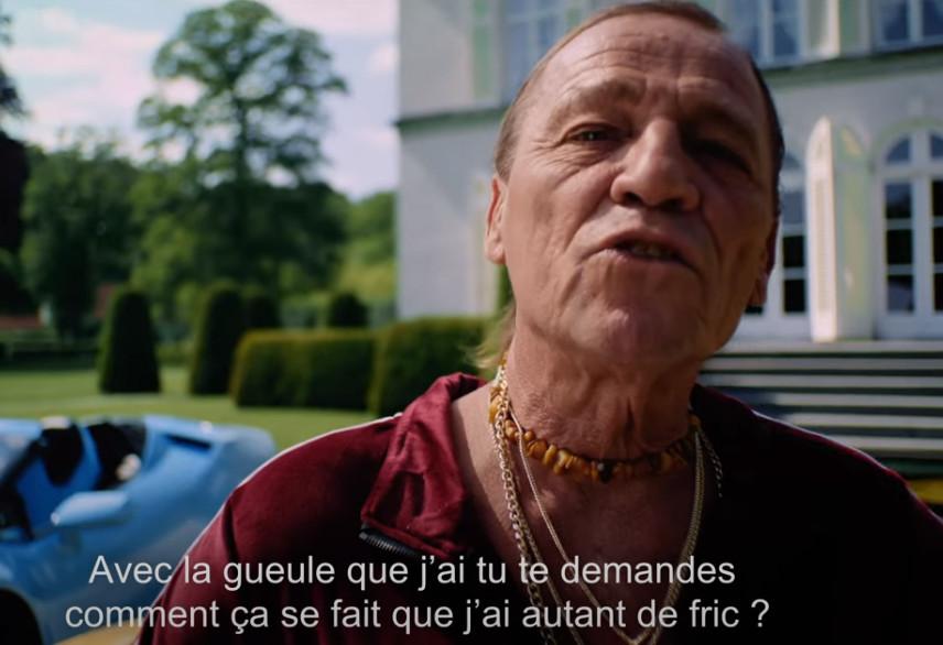 L'acteur belge Guy Staumont (alias l'inoubliable Baudouin de Dikkenek) est la vedette de la campagne de Bruxelles Mobilité.