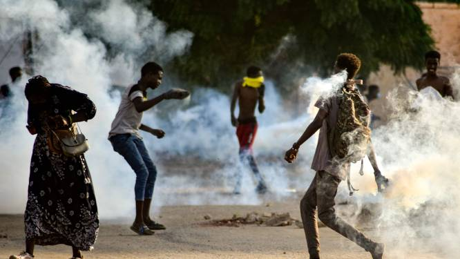 Afrikaanse Unie schorst Soedan na staatsgreep