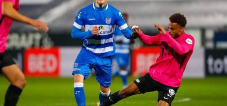 PEC Zwolle mist tegen VVV-Venlo niet één spits, maar zelfs twee: aderlating in belangrijk duel