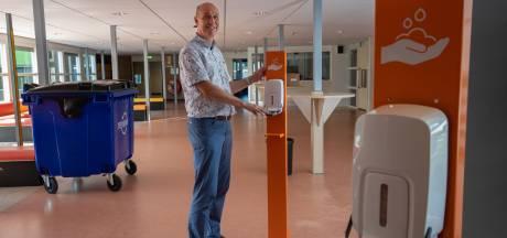 Nieuwe coronabesmetting op school in Steenwijk