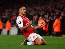 Sánchez helpt Arsenal aan belangrijke zege tegen FC Köln