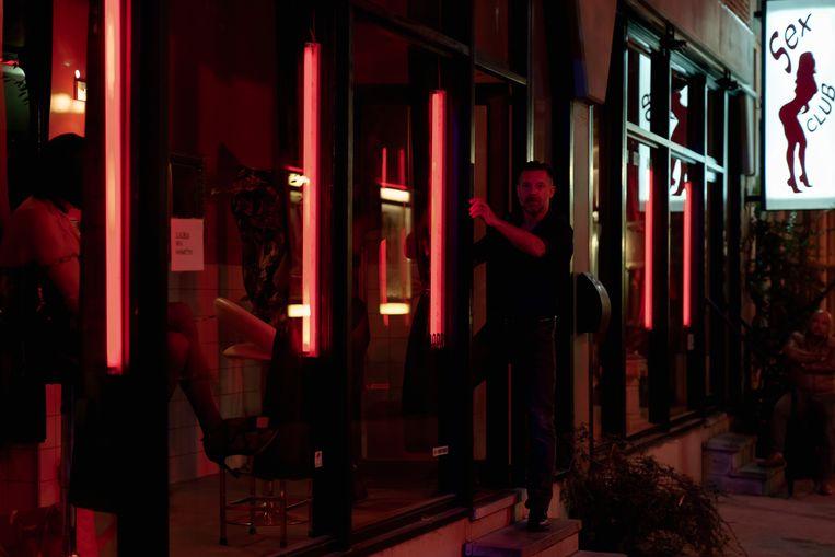 Scène uit 'Red Light'. Beeld Maarten De Bouw