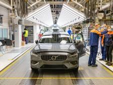 Une pénurie de puces électroniques met l'usine gantoise de Volvo à l'arrêt