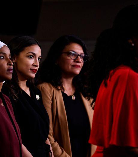 Aanhangers Trump over vrouwelijk Congreslid: 'Stuur haar terug'