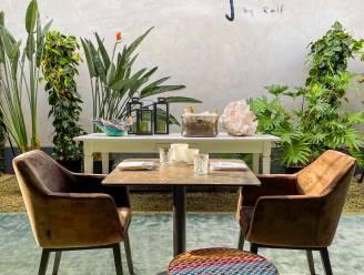 La Butte aux Bois plant nieuw restaurant in openlucht met Italiaans tintje